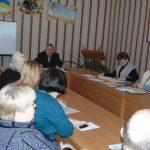 12 січня 2018 року відбулось чергове засідання педагогічної ради