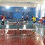 Турнір з настільного тенісу з нагоди 95-річчя ЧПЛЗТ