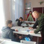 У 2018 році Куликівський ліцей продовжує профорієнтаційну роботу