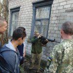 Зустріч у Куликівському районному військовому комісаріаті