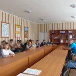 Зустріч з делегацією директорів шкіл Куликівського району