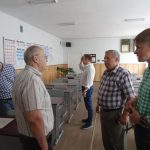 Делегація підприємців з Естонії завітала до Куликівського ПАЛ